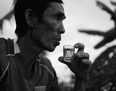 Cá tính uống trà của người miền Tây