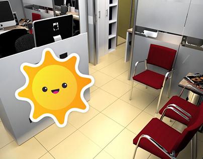 Remodelación de oficina para coworking y conferencias