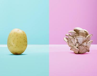 Campagne télé - Épatante patate