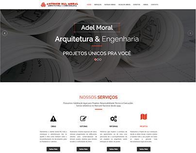 Adel Moral Arquitetura e Engenharia.