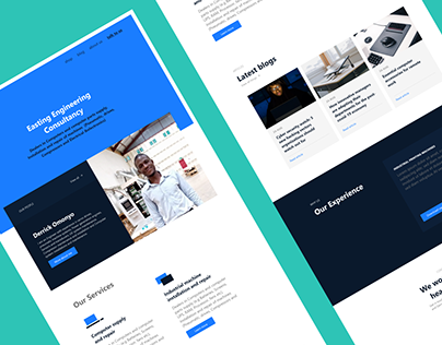 Awesome Web Designs 2020
