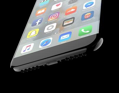 iPhone 8 Concept - No Home Button