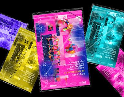 Poster Kitch x TDA