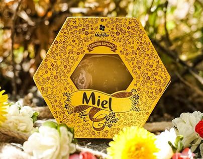 Packaging Apícola Mistiflor