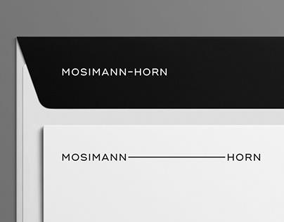 Mosimann-Horn - Advogados - Branding