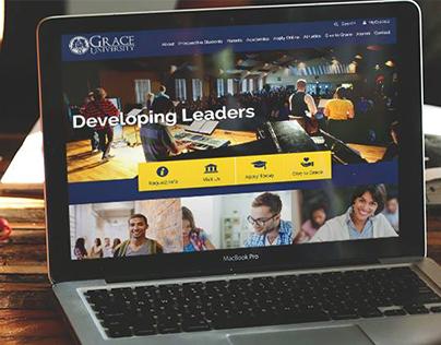 Grace University Website