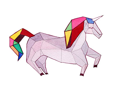 Origami & Geometric Animals