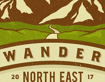 Wander North East