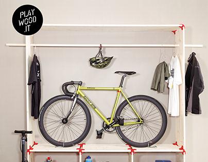 Garageracks, storage DIY free projects