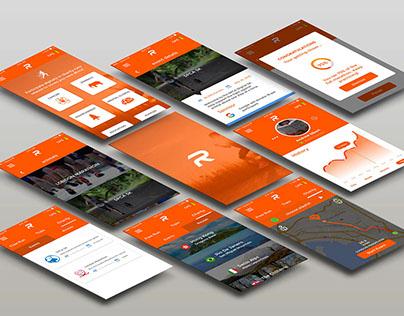 Runsocial Redesign
