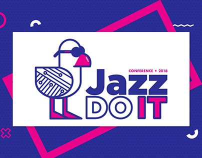 Total design for technological conference – Jazz Do IT