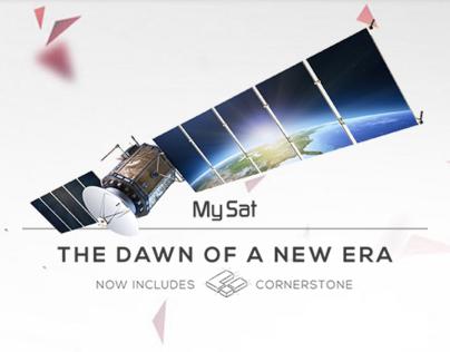MySat website