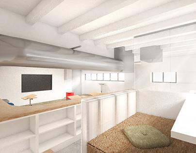 P+W LA Mezzanine Design Challenge Submission