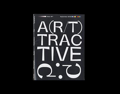 A(R/T)TRACTIVE — Magazine