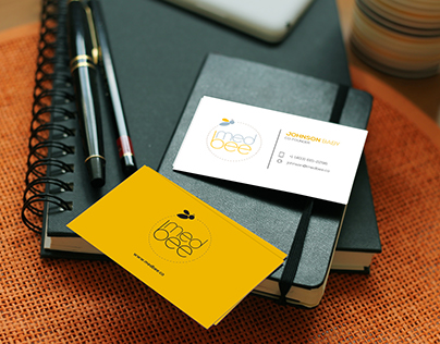 Medbee Business Cards