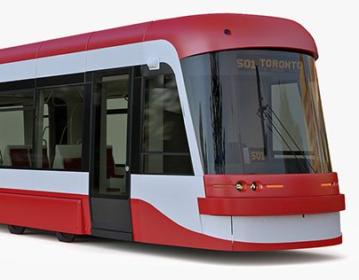 Streetcar Toronto(Flexity Outlook)