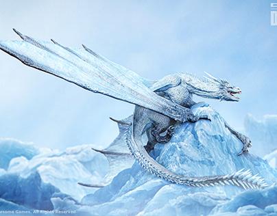 Ice Wyvern