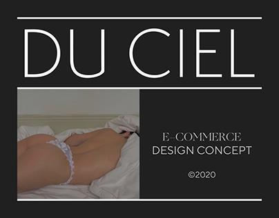 DU CIEL: Sense Of Timeless Elegance