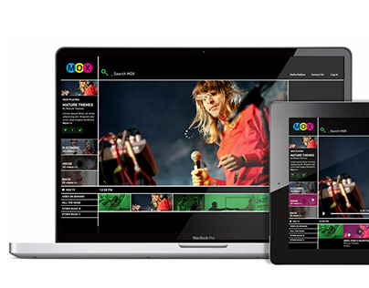 MOX.TV Music App