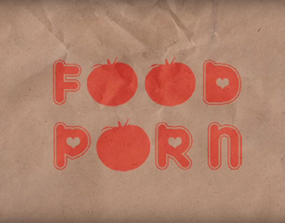 FOOD PORN - short film