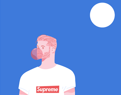 Summer Vibes - Illustration Collection