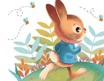 Children's illustration | Portfolio 2021