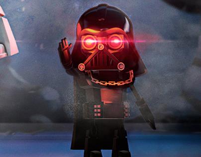 Dark side - 3D