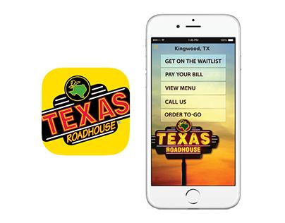 Texas Roadhouse Mobile App