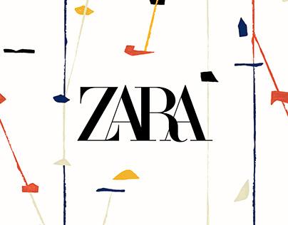 Geometric Print for ZARA MAN FORMAL