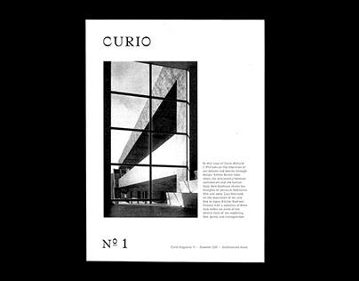 Curio Magazine