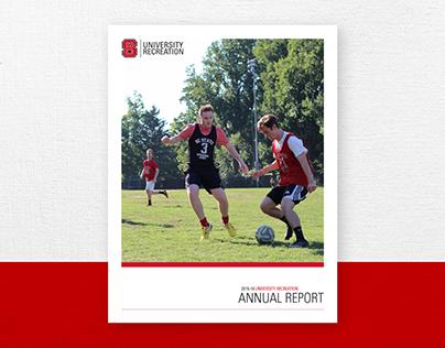NC State UREC Annual Report