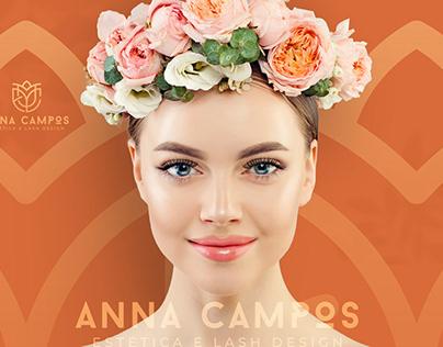 Anna Campos - Estética e Lash Design