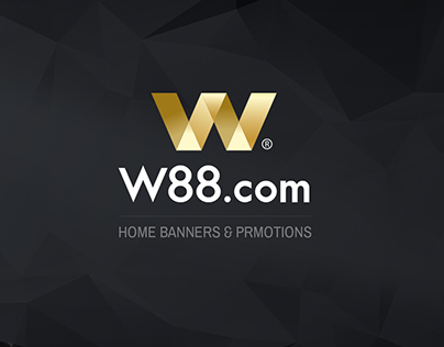 W88 Home Banner And Promotion Designs