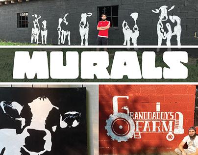 Farm Murals