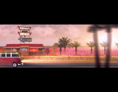 Volkswagen Transporter - China premiere | animation