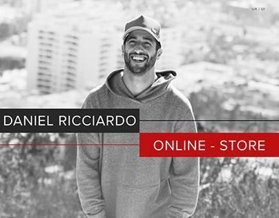 Daniel Ricciardo Online - Store