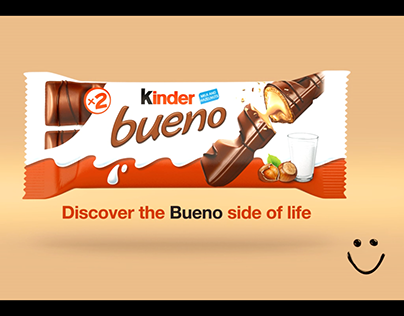 Kinder Bueno: Discover the Bueno Side of Life
