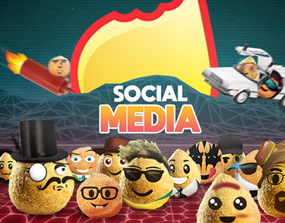 Terê Salgados - Social Media