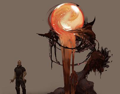 Hellrift: portal