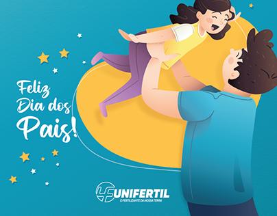 Dia dos Pais - Unifertil