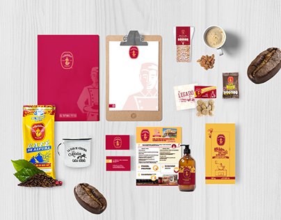 Branding integral para Café La Flor de Córdoba