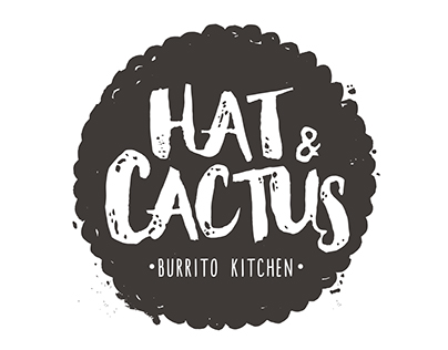 HAT & CACTUS BURRITO KITCHEN