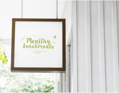 Mealthy Lunch Meals   Brand Identity Showcase