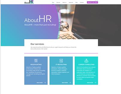 About HR