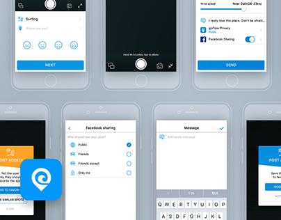 GoFlow – User Experience Improvements