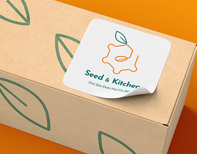 Logo for the agro company