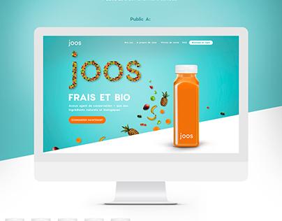 Joos. Organic juice