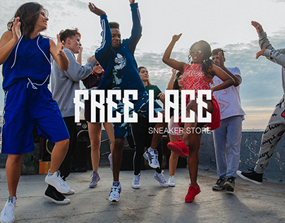 Freelace - Sneaker Store