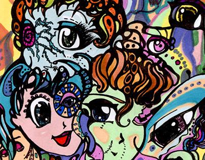 Bunch of doodle