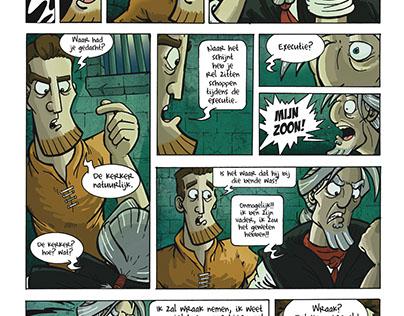 Argos - Comic Book